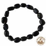 Onyx Armband Nuggets ca. 10 - 12 mm - ca. 18 cm